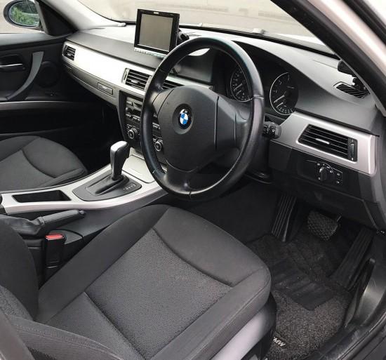 ★美車!E91 BMW320iツーリング アルピンホワイト!検30.7★ | くるま出品代行.com|ヤフオク専門 ...